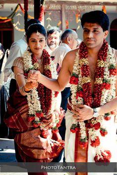 South Indian bride #iyengar