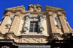 Trapani - Chiesa del Collegio dei Gesuiti