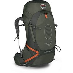 I just used this last weekend Osprey Atmos AG 50 Hiking Backpack follow this link click here http://bridgerguide.com/osprey-atmos-ag-50-hiking-backpack/ for much more detail about it. Thanks and please repin if you like it. :)