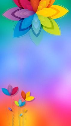 Wallpaper Huawei HD – Wallpaper Huawei – Wallpapers Huawei Mate 9 – Pack 8 – WallsPhone- – My Wallpapers Page Flowery Wallpaper, Flower Background Wallpaper, Rainbow Wallpaper, Apple Wallpaper, Flower Backgrounds, Colorful Wallpaper, Mobile Wallpaper, Wallpaper Backgrounds, Beach Wallpaper