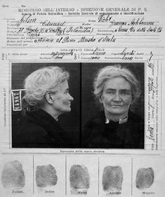 Violet Gibson, the Irish Woman Who Shot Mussolini in the Face