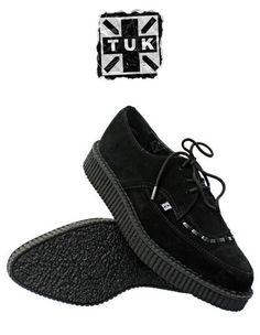 Creepers Tuk A8138 Pointed - Creepers - Chaussures