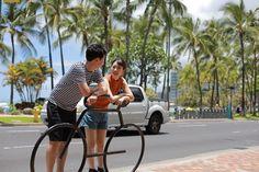 ワイキキタウンには可愛い自転車止めのオブジェがあります オシャレで画になりますよね  #kaila_tours #カイラツアーズ #hawaii #waikiki #ハワイ #ワイキキ #ハワイ旅行 #ハワイツアー #ハワイツアー会社 #ハワイオプショナルツアー #ハワイチャーターツアー#ハワイプライベートツアー#ハワイ個人ツアー #ハワイ好き #ハワイ大好き #ハワイ好きな人と繋がりたい#ウェディング #ハワイウェディング #ウェディングフォト #海外挙式  #前撮り #後撮り #エンゲージメントフォト #ハネムーン  #プレ花嫁さんと繋がりたい #新郎新婦 #marry花嫁 Couple Photos, Couples, Couple Shots, Couple Photography, Couple, Couple Pictures