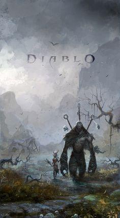 Diablo III by Xu Chaoyuan (Yuan)