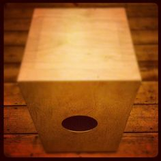 Become a wicked Cajon player.