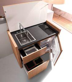 Kitchoo-Compact-Kitchens-the-Miniature-Kitchen-1    That's pretty amazeballs...