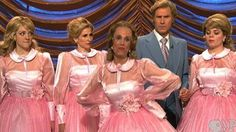 Saturday Night Live: Lawrence Welk - The sister act sensation is back!
