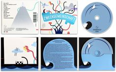 Zweckgemeinschaft, Artwork — BARBAR — Studio for Graphic Design & Illustration