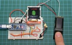 Arduino Fingerprint Sensor Tutorial