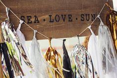 #wedding #mariage #décoration #sea #love #sun