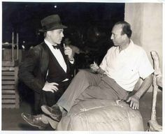James Cagney and Michael Curtiz -- Angels With Dirty Faces