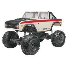 HPI113225 - HPI Racing 1:10 Crawler King RTR With 73 Ford Bronco Body