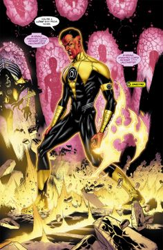 Green Lantern Sinestro Corps War | green lantern 2005 2011 45 the black lanterns descend on members of ...