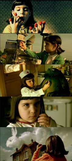Amelie... what a beautiful film