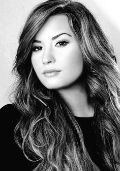 Demi Lovato. I seriously love her beautiful voice & songs! The only Disney star that haven't fucked up.