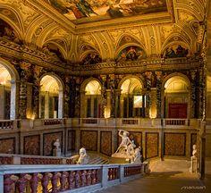 Museum of Art History in Vienna/Austria -- photo by Mariusart on deviantArt