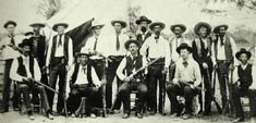 Brazos Past: Texas Rangers roamed before Lone Star State was born