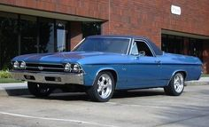 Buy used 1969 Chevrolet el Camino SS-502 (4 Speed) 1968, 1970 ...