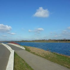 Olympic rowing lake