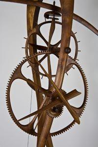 TIMESHAPES - Floor Clock Gallery
