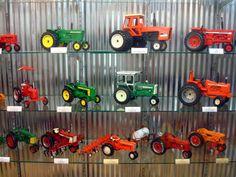 National Farm Toy Museum in Iowa