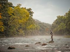 Missouri: Fly-Fishing in the Ozarks