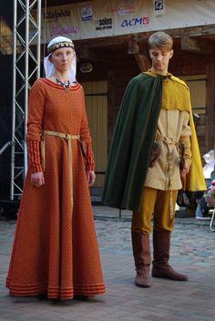 Lithuanian  costume