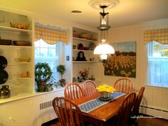 Restaging ~ Our French Country Dining Room