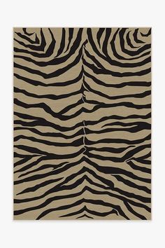 Zebra Gold Rug | Washable Rug | Ruggable Washable Area Rugs, Machine Washable Rugs, Classic Rugs, Gold Rug, Color Stories, Rug Cleaning, Natural Rug, Animal Print Rug, Colorful Rugs