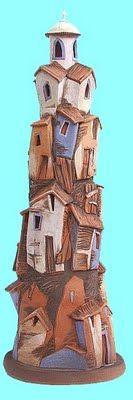 Yavor Gonev Art: My Old Bulgarian Houses