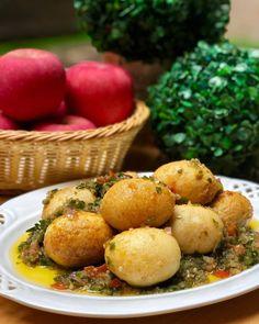 Resep olahan telur sederhana Instagram Easy Sauce Recipe, Sauce Recipes, Egg Recipes, Dessert Recipes, Cooking Recipes, Recipies, Indonesian Food, Indonesian Recipes, How To Cook Eggs