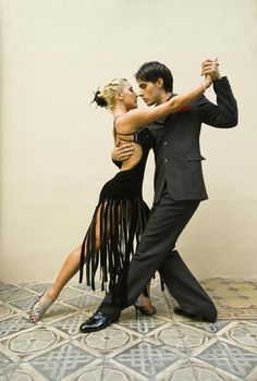 Tango dancers, Argentina, Buenos Aires - David Sanger/Digital Vision/Getty Images