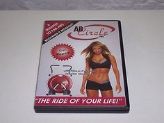 dvd only for ab circle pro get ripped beginner 2 workout 6 minutes to fab abs