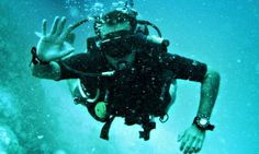 Why scuba-diving could damage your TEETH