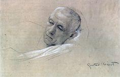 gustav klimt 1862 - 1918 via Olga Kritskaya