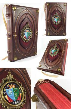 Witches Crest Journal by BCcreativity.deviantart.com on @DeviantArt