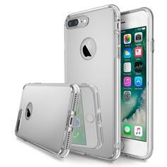 iPhone 7 Plus Case, Ringke®[Mirror] Bright Reflection Radiant Luxury Mirror Protective Bumper Case