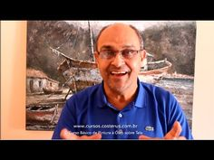 How to paint sea step by step | Teacher Costerus - YouTube