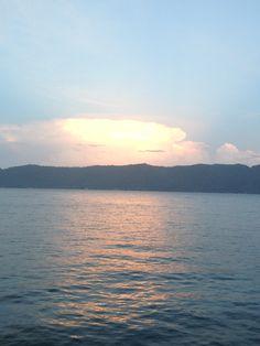 Costepeque Lake  El Salvador http://instagram.com/mariajosediazul