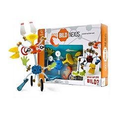 """(СИЛЬНО НА ВЫРОСТ) Интерактивный конструктор Огобилд  """"OgoBild"""" Nexus, интерактивный конструктор, интерактивные игрушки, популярные игрушки, конструктор, конструкторы, Огобилд, Огоспорт"""