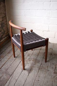 Harbor Chair by Phloem Studio