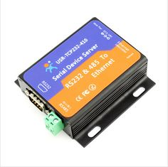 Find More Other Electrical Equipment Information about USR TCP232 410 Serial to Etherent /RJ45 Converter, RS232 RS485 to TCP/IP Server, Free shipping,High Quality rs485 network,China rs485 remote Suppliers, Cheap rs485 card from Focus Automation on Aliexpress.com