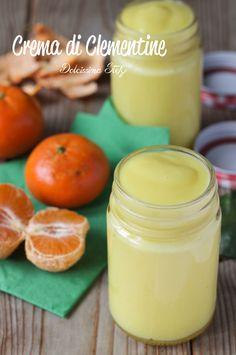 Crema di Clementine