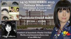 "Curs Extensii de Gene Volum 2D, 3D, Hollywood  Tetiana Bilolovets vine in Romania pentru tine!  Premium Lashes Boutique organizeaza cel mai mare eveniment/curs de gene din Romania. Tetiana Bilolovets, tehnician la Vivienne Company si profesor la Lash Art University, vine in Romania pentru a-ti oferi cursuri de volum 2D, 3D, Hollywood.  Tetiana Bilolovets: - Detine certificat de instructor ""Lash Coat"". - Speaker la ""Lash Boom World"" prima conferinta internationala. - Speaker la ""International…"