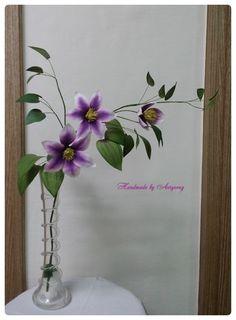 조화공예(아트플라워) 고급과정 뎃센  뎃센 of art flower crafted http://blog.naver.com/koreapaperart  #조화공예 #종이꽃 #페이퍼플라워 #한지꽃 #아트플라워 #조화 #조화인테리어 #인테리어조화 #인테리어소품 #주문제작 #수강문의 #광고소품 #촬영소품 #디스플레이 #artflower #koreanpaperart #hanjiflower #paperflowers #craft #paperart #handmade #뎃센