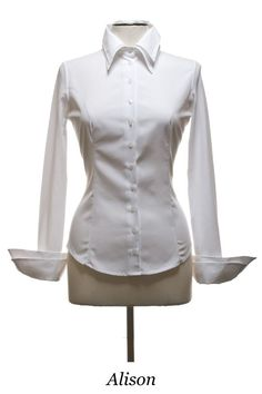 crisp white shirts for women | crisp white cotton shirt is an essential in every woman's wardrobe ...