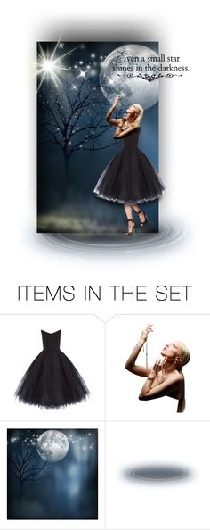 """A Small Star"" by chileez ❤ liked on Polyvore featuring art"