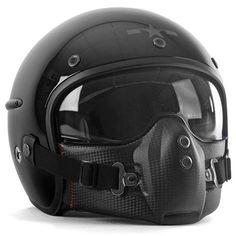 Buy the Harisson Corsair helmet in matte black ohnline at Moto Legends with free UK delivery and returns. We will beat any discounted price by Motorcycle Helmet Design, Cafe Racer Helmet, Motorcycle Equipment, Custom Motorcycle Helmets, Custom Helmets, Motorcycle Style, Motorcycle Outfit, Motorcycle Accessories, Women Motorcycle