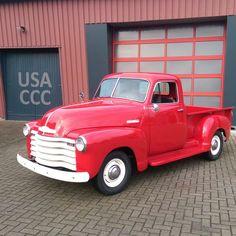 Chevrolet 3100 pick up shortbed - 1950