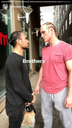 fanjoy logan paul. brothers who braid together stay logan looks so different than all of his other vlogs fanjoy paul r